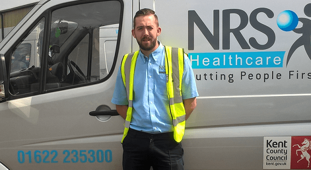 NRS van driver on delivery saves grandma's life - PosAbility ...
