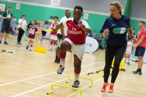 Premier League and BT celebrate disability programme with 'Festival of Sport'