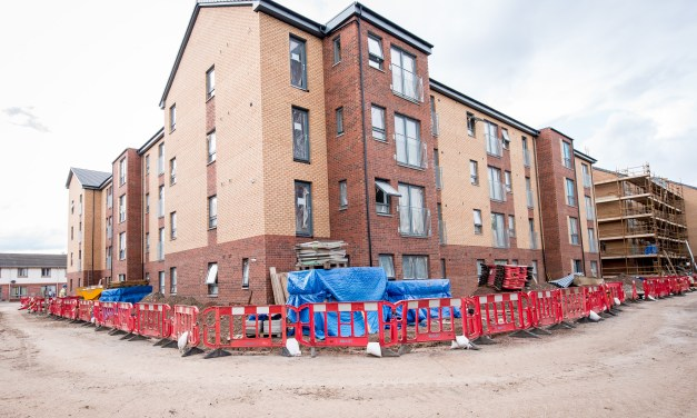 Progress of Bield's Fleming Place Unveiled