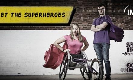 Inclusive Sports Champions Irwin Mitchell Support Superhero Series