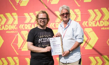 Reading Festival awarded Gold Standard for disabled audiences and artists