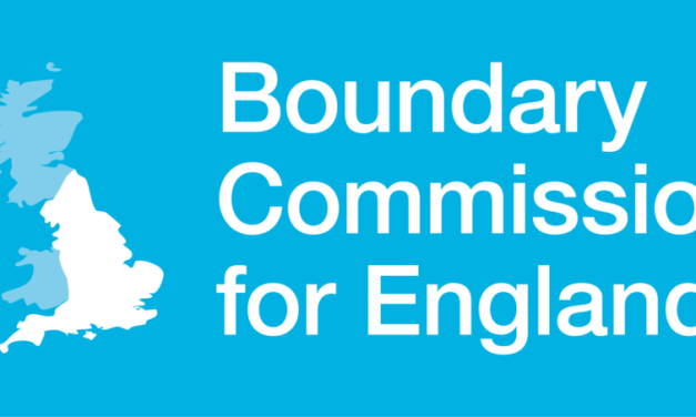 Boundary Commission for England publishes revised proposals