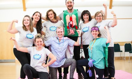 Lightyear Foundation launches Human Body sensory workshops