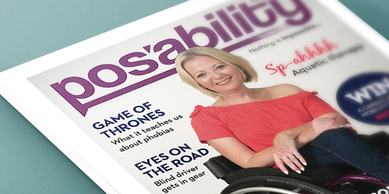 The Oct/Nov issue of PosAbility magazine is out now!