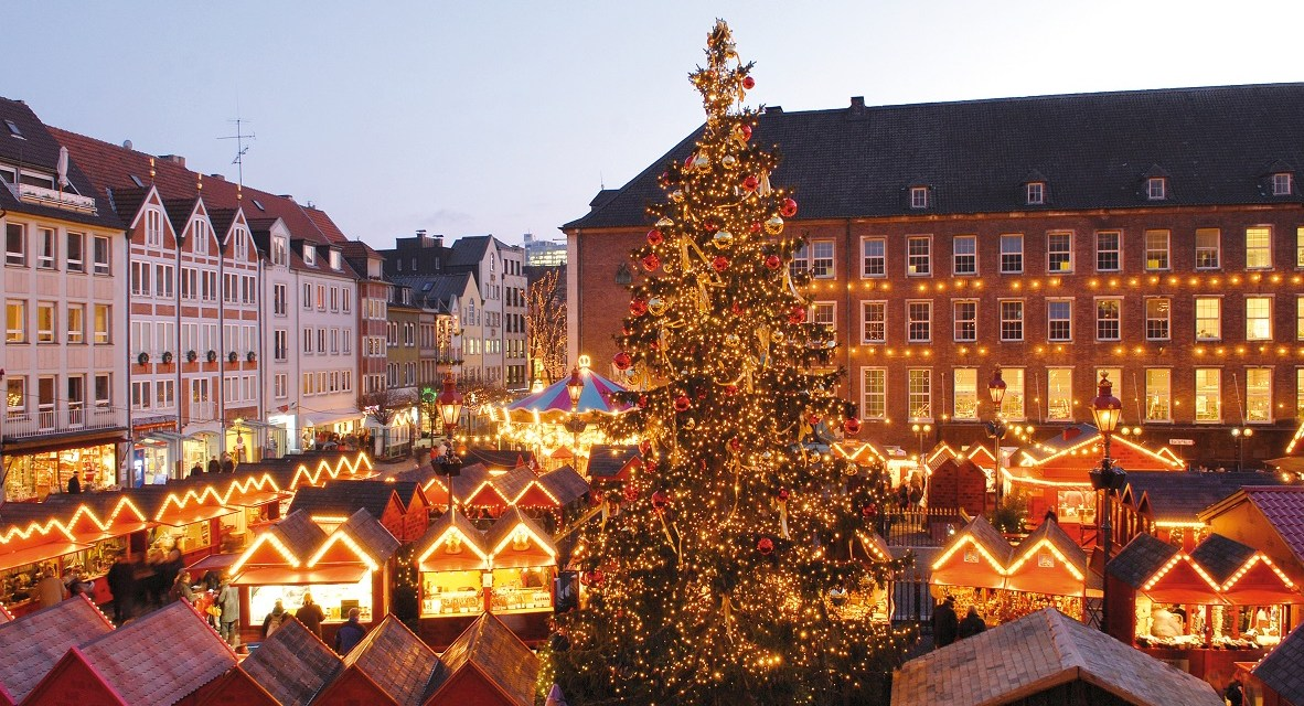 Winter in Düsseldorf: More than a Christmas Market