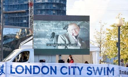 London City Swim Raises £144,000 For Charity