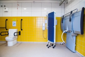 Closomat Changing Places facilities have been installed