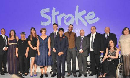 Celebrating The Life After Stroke Awards 2017