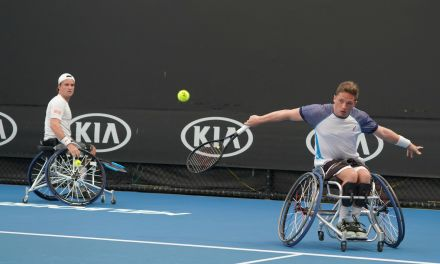 Hewett and Reid reach fifth Grand Slam final together at Australian Open