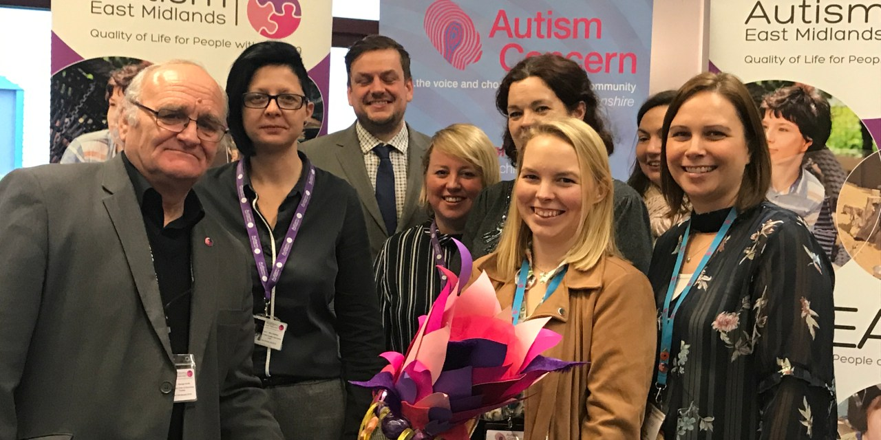 Autism East Midlands celebrates 50th Anniversary with Autism Concern Northampton merger