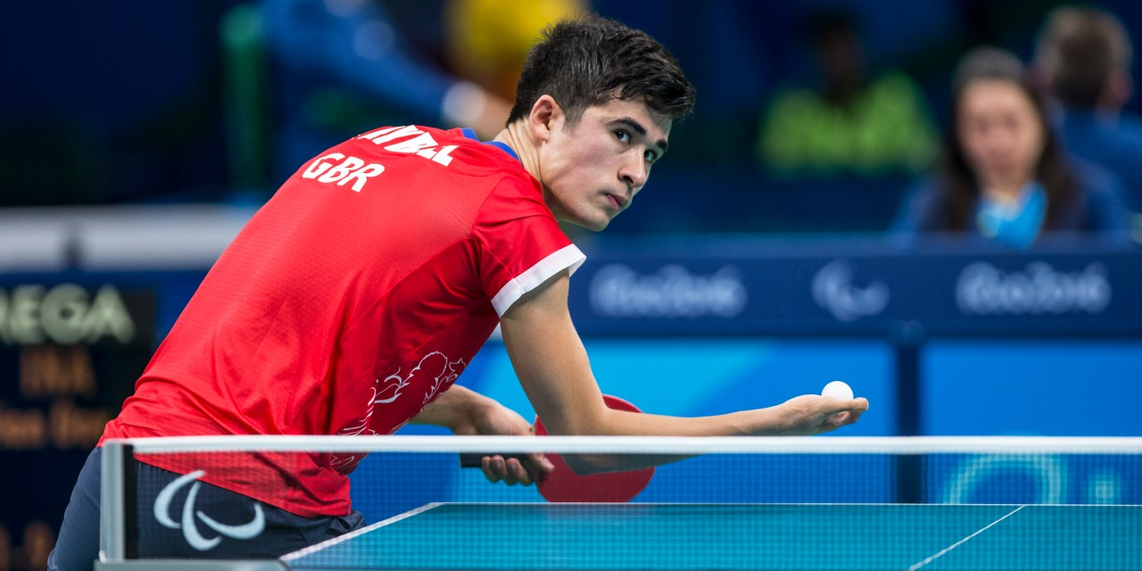 Team England prepare for Commonwealth table tennis success
