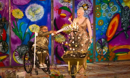 Tickets for Paralympic Heritage Flame Lighting Ceremony released with 30 days to go