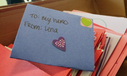 """Young boy sent hundreds of Valentine's cards """"to show that he is loved"""""""