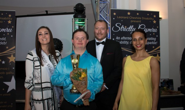 Strictly Wales winner wows judges