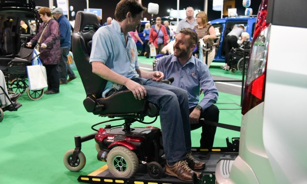 Motability's Big Event Introduces Expert Talks