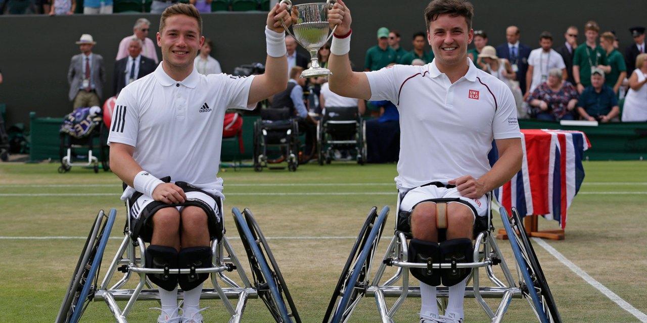 Brits defend Wimbledon doubles title