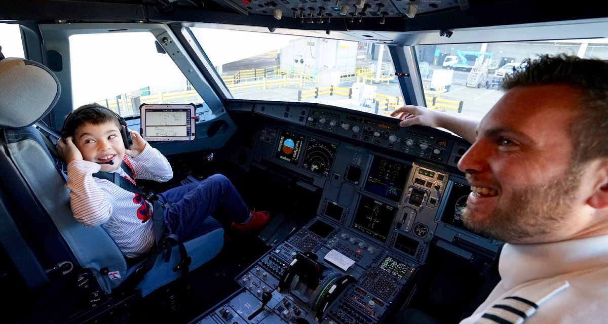 Gatwick Airport welcomes 40 families to successful Access Day