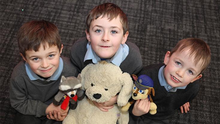 Irish university's Teddy Bear Hospital to treat 1200 teddies and ease children's anxiety