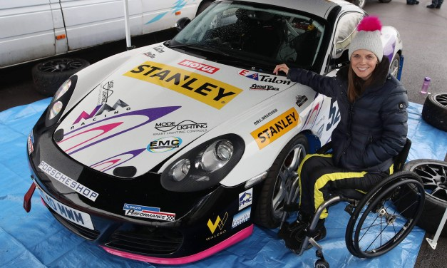 Spinal Track launches UK's first dedicated Rally Experience for disabled drivers