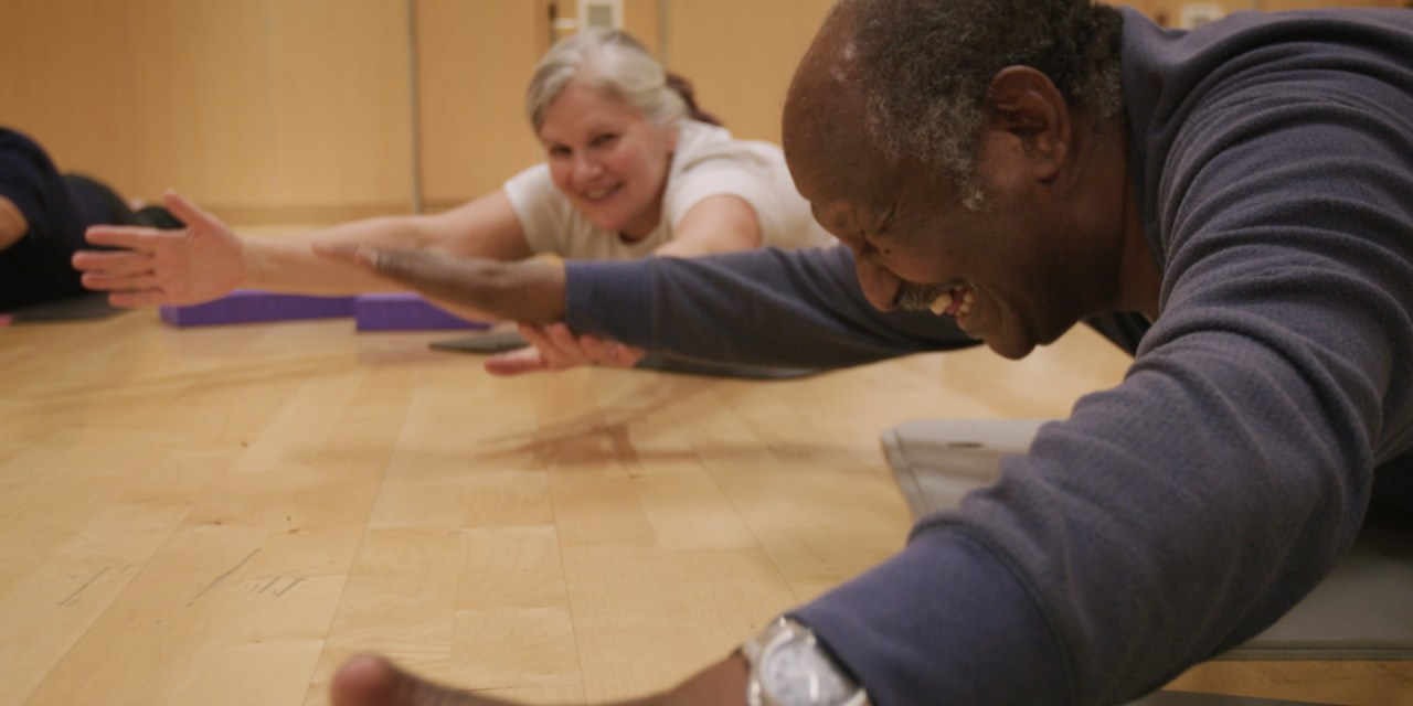 Activity Alliance video to help healthcare professionals support active disabled people