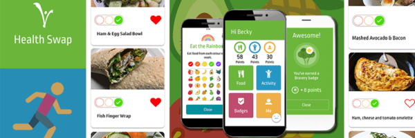 New Health Swap app launched for people with Down's syndrome
