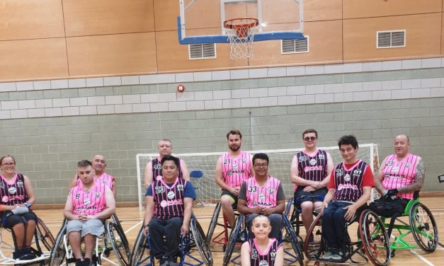 New wheelchair basketball team formed