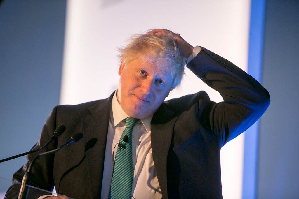 Boris campaigned on a promise of delivering Brexit