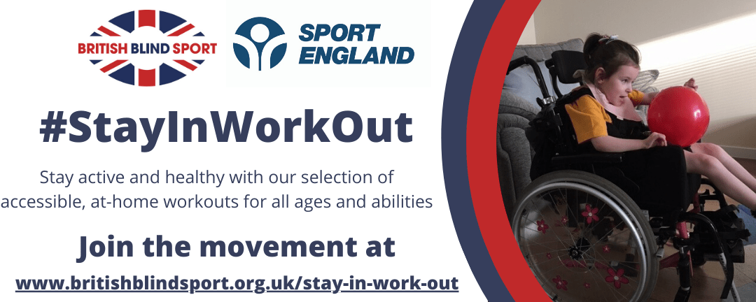 Get Active with British Blind Sport