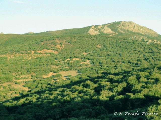 paisajes de Portezuelo