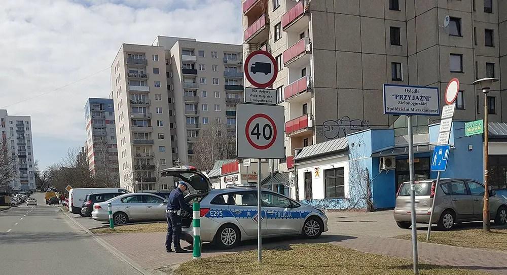 ZIELONA GÓRA Kierująca volkswagenem potrąciła trzy osoby