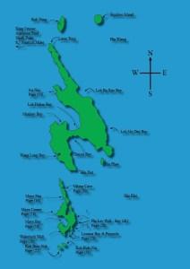 Parc National Maritime des îles Phi Phi