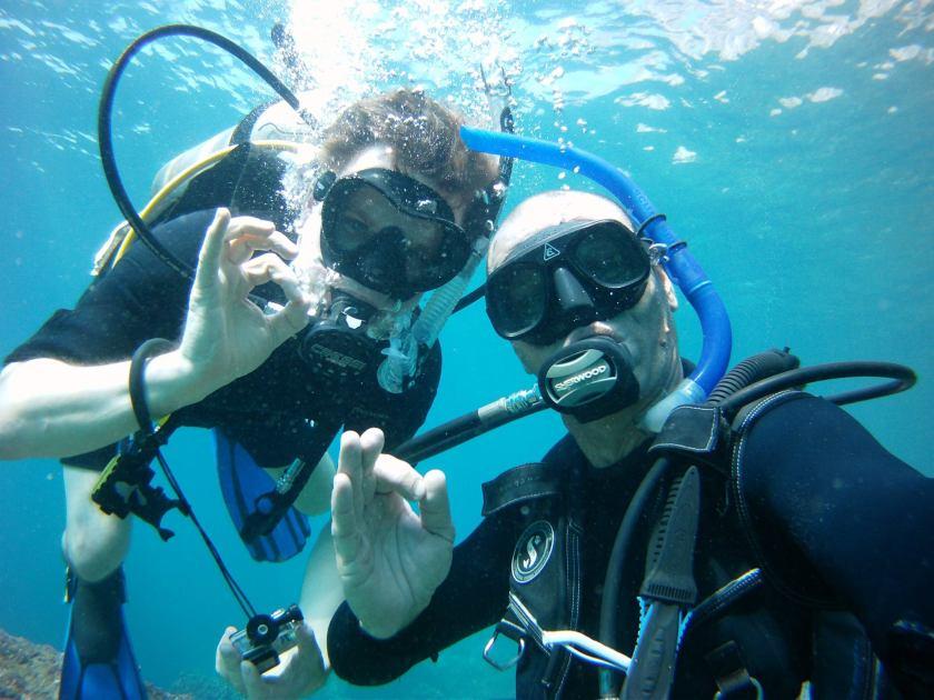 Scuba Diving Dive Course prices with Daniel Sasse