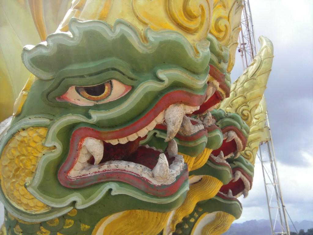 Tirger Cave Dragon