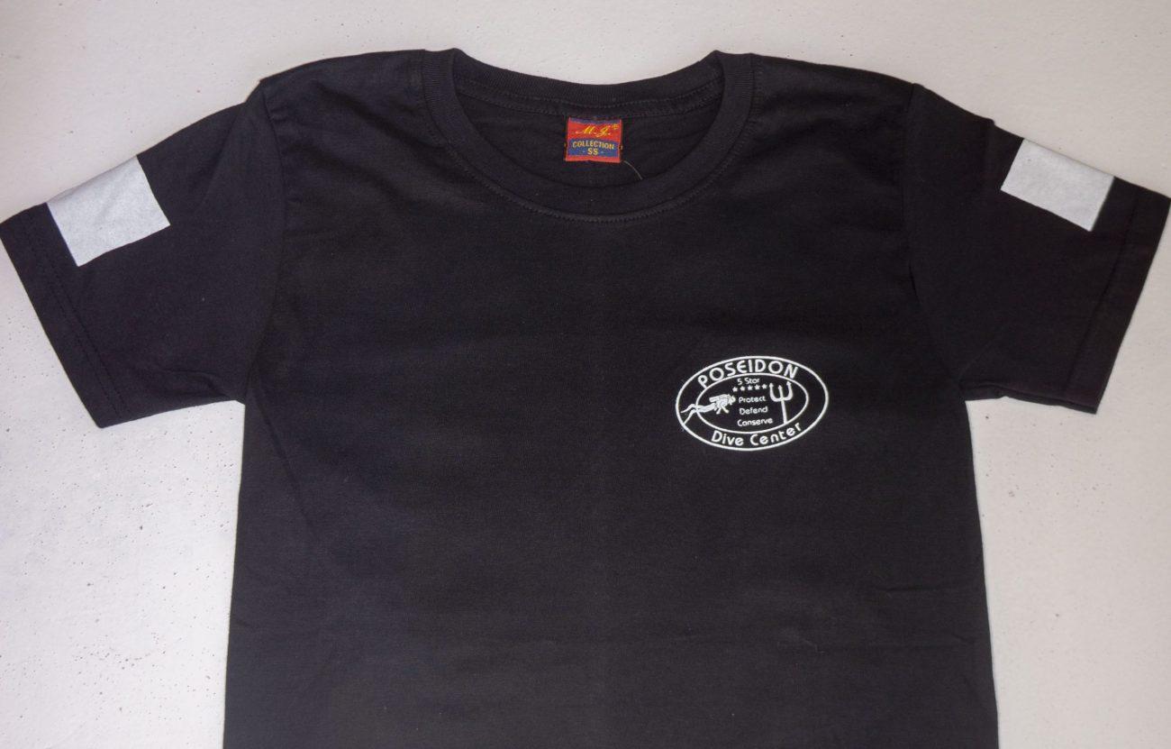 T-Shirt frontside Detail