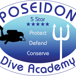 Poseidon Dive Center Logo Large