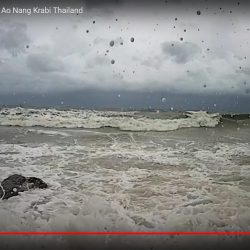 Storm Ao Nang SlowMo Waves