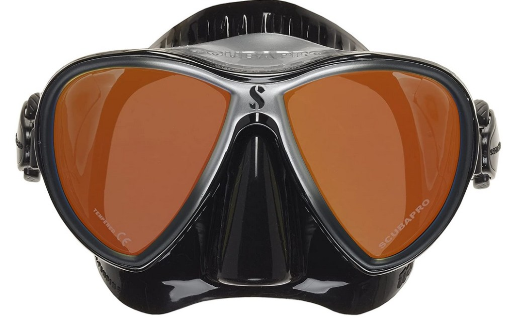 SCUBAPRO Synergy 2 TruFit Mirrored Single Lens Mask