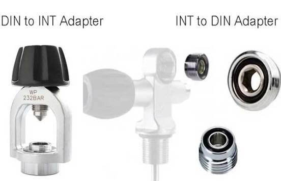 Tank-Adapter