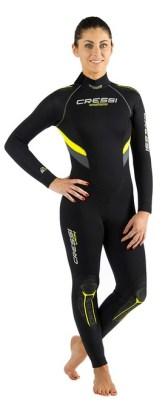 Cressi Castoro 5mm women Neopren wetsuit