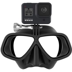 OCTOMASK - Frameless Dive Mask Mount for All GoPro