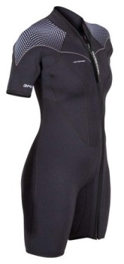 Henderson Women shorty wetsuit 3mm