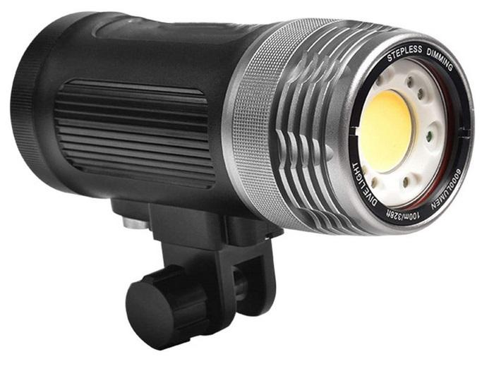 JFF 120 lampe vidéo sous-marine