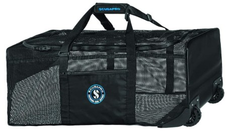 Scubapro Mesh N' Roll Bag for Scuba Diving Snorkeling
