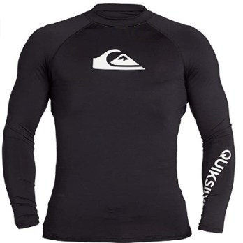 Quicksilver rash guard