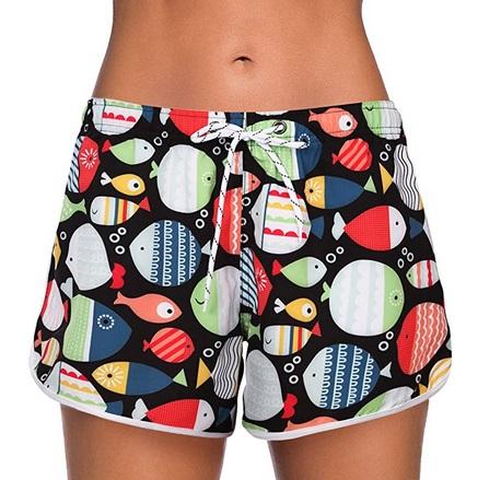 APTRO Women's Swim Shorts