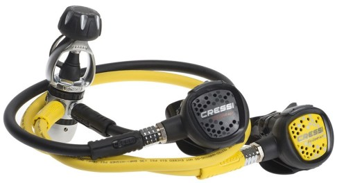 Cressi Set Detendeur Plongee Compact AC2 + Octopus