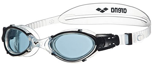 Arena Nimesis Crystal Schwimmbrille