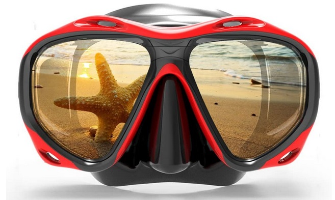 COPOZZ Snorkeling Mask