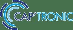 logo captronic - logo cap'tronic L'EXPERTISE « SYSTÈMES ÉLECTRONIQUES » AU SERVICE DE L'INNOVATION DE VOS PRODUITS ET DE VOS PROCESS DE PRODUCTION