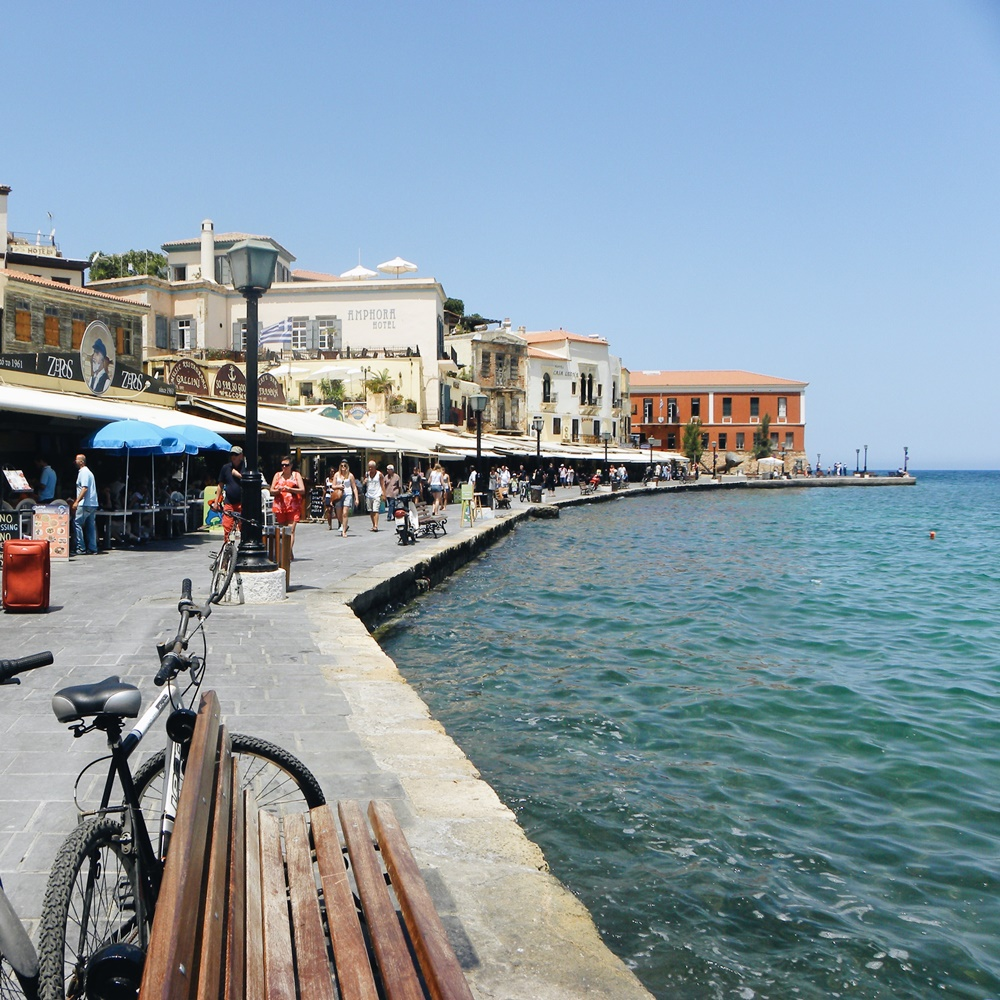 village la canee crete grece